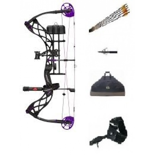 Bowtech Carbon Rose Field Ready Package