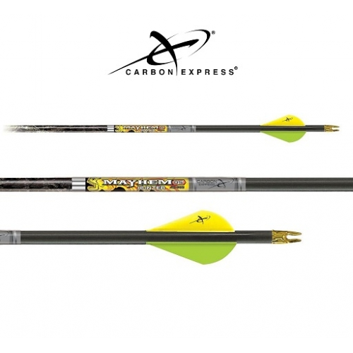 Carbon Express Mayhem DS Arrows 6 Pack