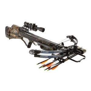 Excalibur GRZ 2 Crossbow Package w Fixed Power Scope - Oz